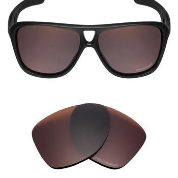 60f3ccc002 Mryok + lentes de repuesto polarizadas resistentes al agua de mar para el  despacho de roble 2 gafas de sol de bronce marrón