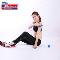 Kindmax Mini Weighted Roller Spiky Massage Ball Hand Foot Body Pain Stress Massager Relief Trigger Point Brand Quality