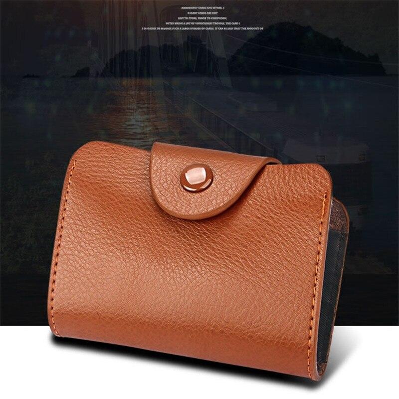 Westcreek Brand Vintage Large Capacity Men Cardholder Split Leather ...