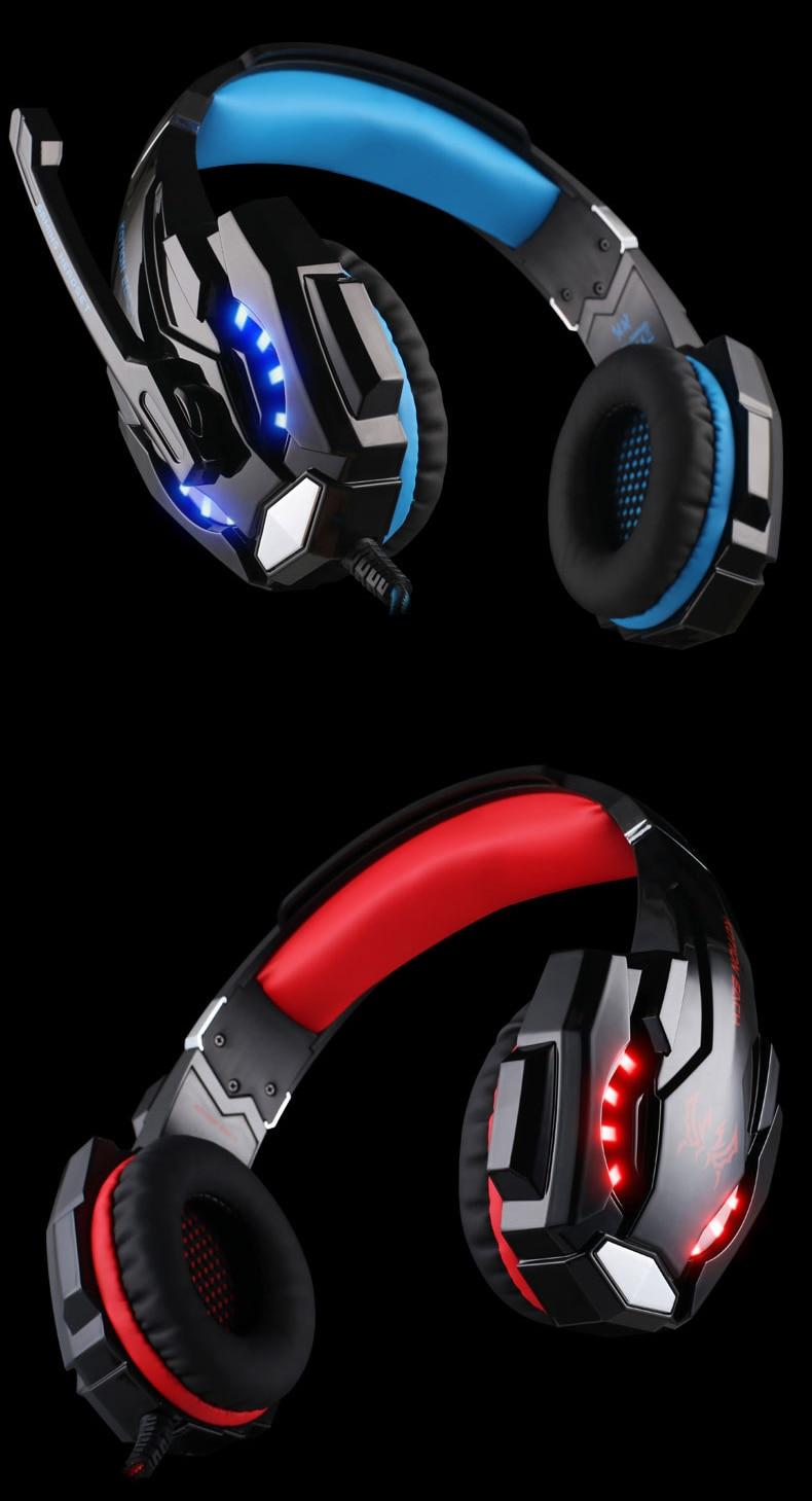 USB 7.1 Surround Sound Version Game Gaming Headphone 11