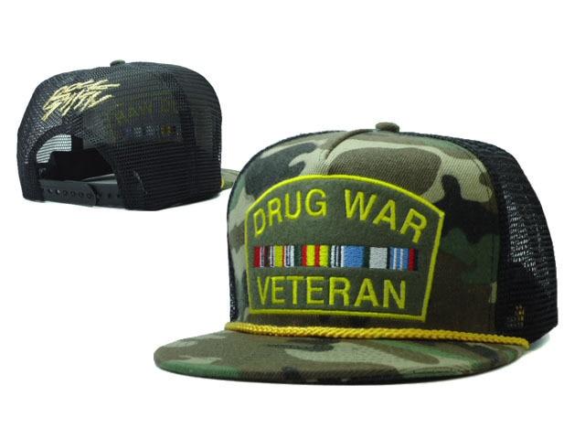 DRUG WAR VETERAN Snapback hats brand new mens hot adjustable snapbacks cap  free shipping ! 09c62546b9c0