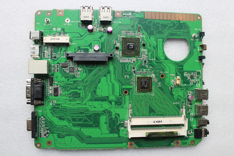 Подробнее о Original laptop motherboard  for asus EB1021 REV:1.02G DDR3 AMD CPU mainboard fully tested work well laptop motherboard for asus s301la with sr170 i3 cpu on board ddr3 mainboard fully tested 100