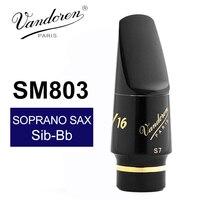 France Vandoren SM803 S7 V16 Series Soprano Saxophone Mouthpiece / Soprano Sib Bb Sax Mouthpiece