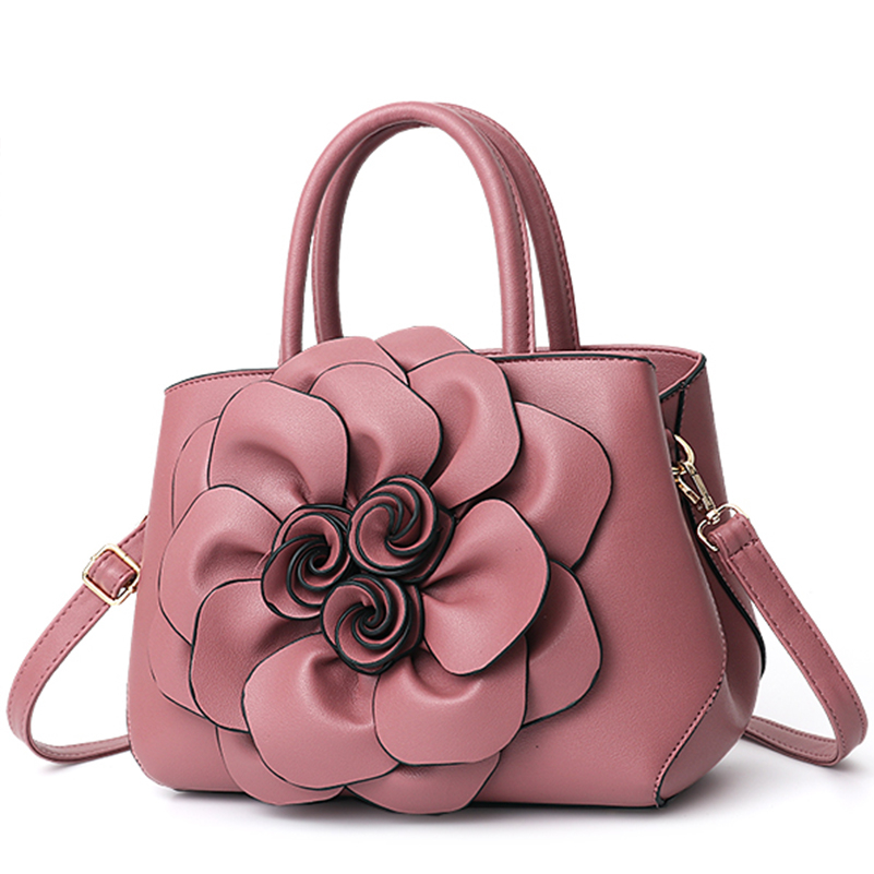 Nevenka Handbag Women Floral Handbags Small Shoulder Bags Leather Crossbody Bag for Women Handbags Purses and Handbags 201813