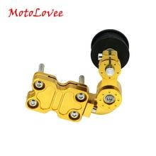 MotoLovee модификация мотоцикла ЧПУ натяжитель цепи автоматический регулятор натяжитель цепи
