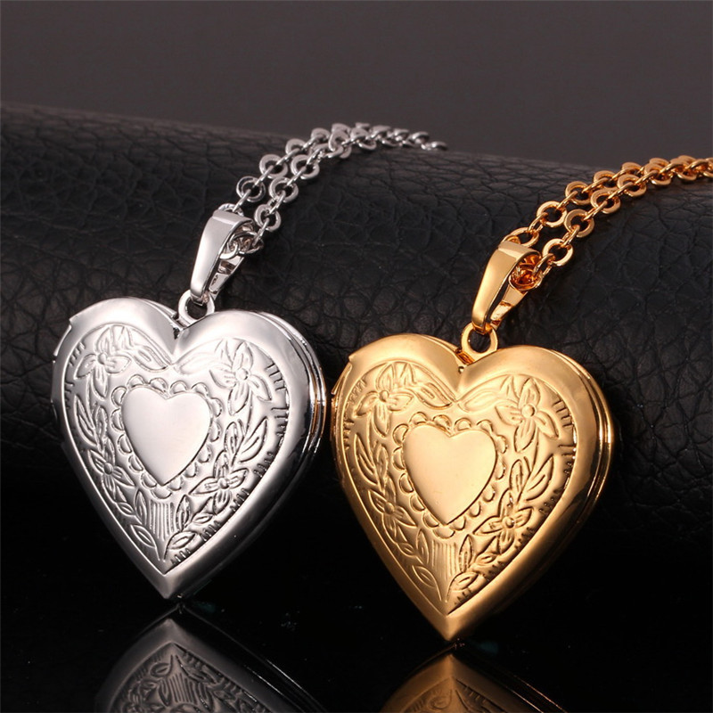 Heart floating photo memory locket necklace women gold color heart floating photo memory locket necklace women gold color fashion men jewelry vintage necklaces pendants p197 in pendants from jewelry accessories on aloadofball Gallery