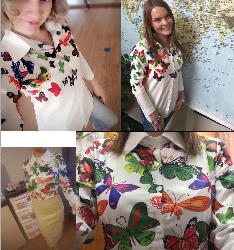 HTB1BSAaQVXXXXX9XVXXq6xXFXXX4 - White Shirt Elegant Floral/Butterfly Long Sleeve Blouses Female
