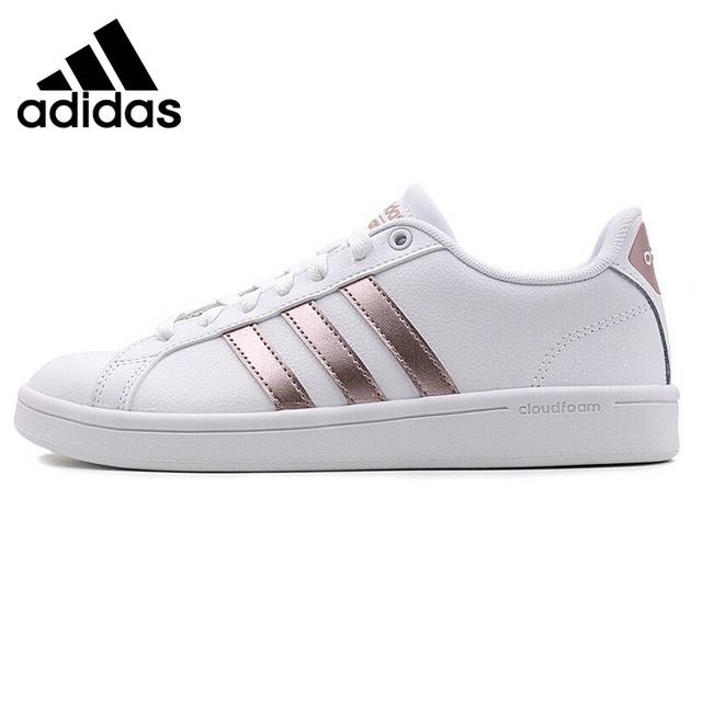 Neue Lager Ankunfts Damen Schuhe adidas white Laufschuhe