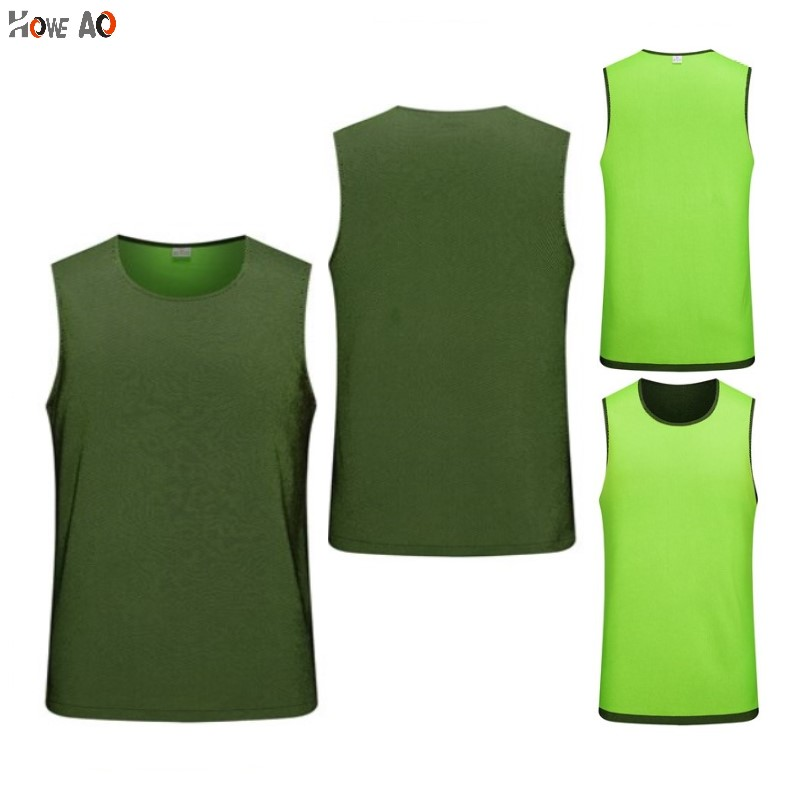 HOWE AO Reversible Men Basketball Jerseys Men Double-side Basketball Sets Male Running Suit Adult Sports Training Kits