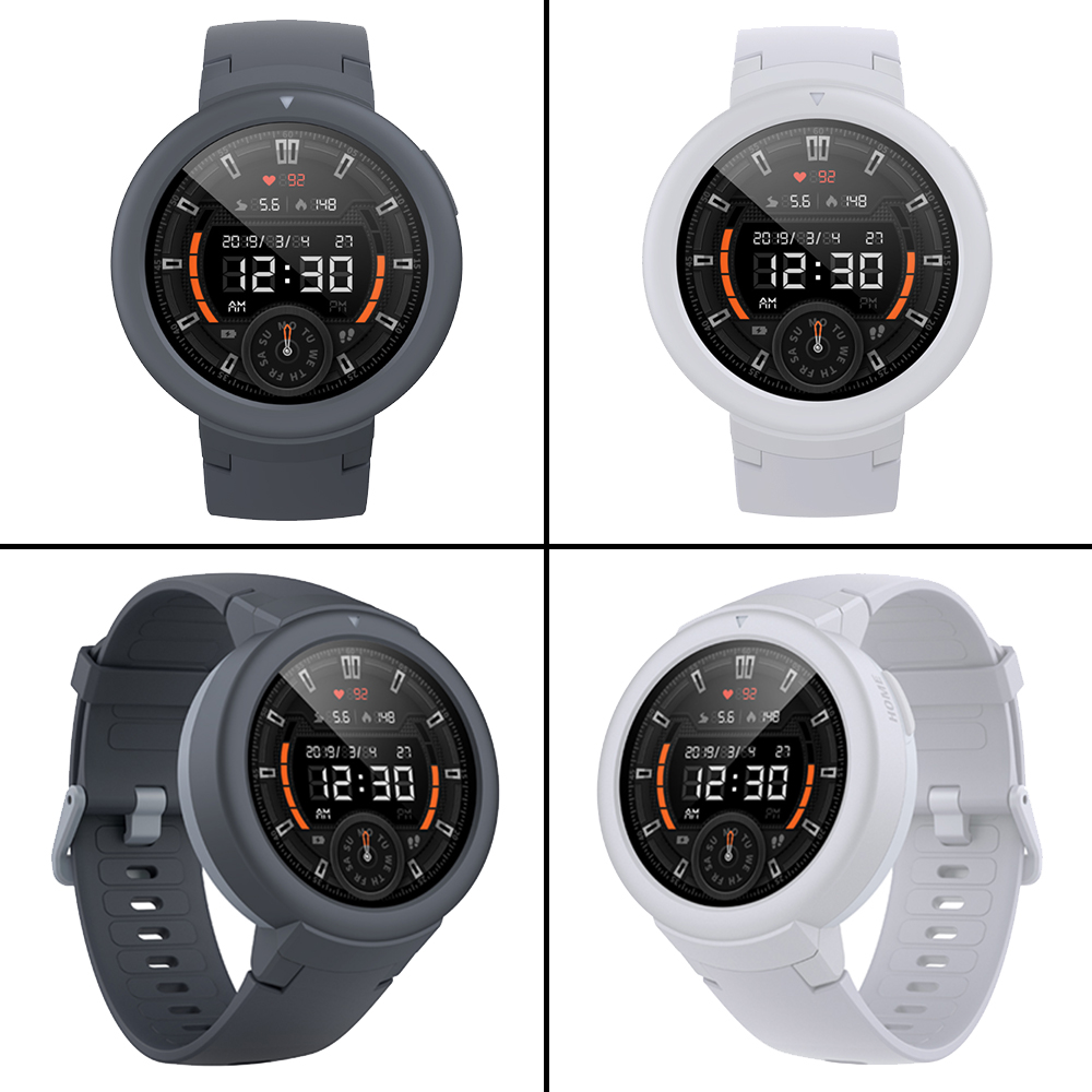 English Version Huami Amazfit Verge Lite GPS Smart Watch IP68 Waterproof 1.3