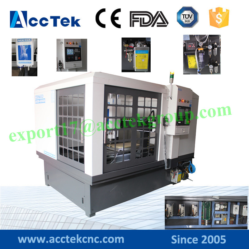 Good quality metal sheet cutting machine and cnc engraving machine