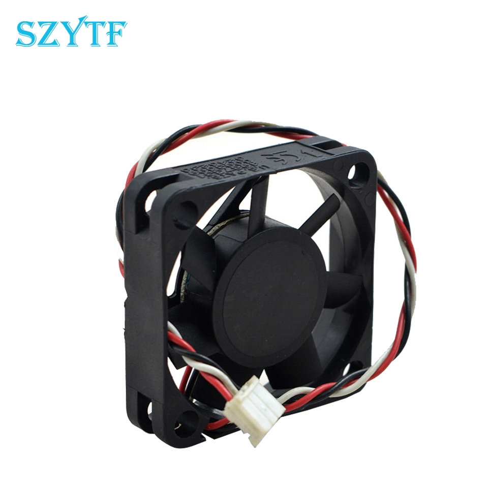 KDE2404PFVX Double Ball Bearing Cooling Axial Fan DC 24V 1.9W 4010 40*40*10mm free shipping sunon original kde2404pfv3 double ball bearing cooling axial fan dc 24v 0 9w 4010 40 40 10mm 100 pcs lot