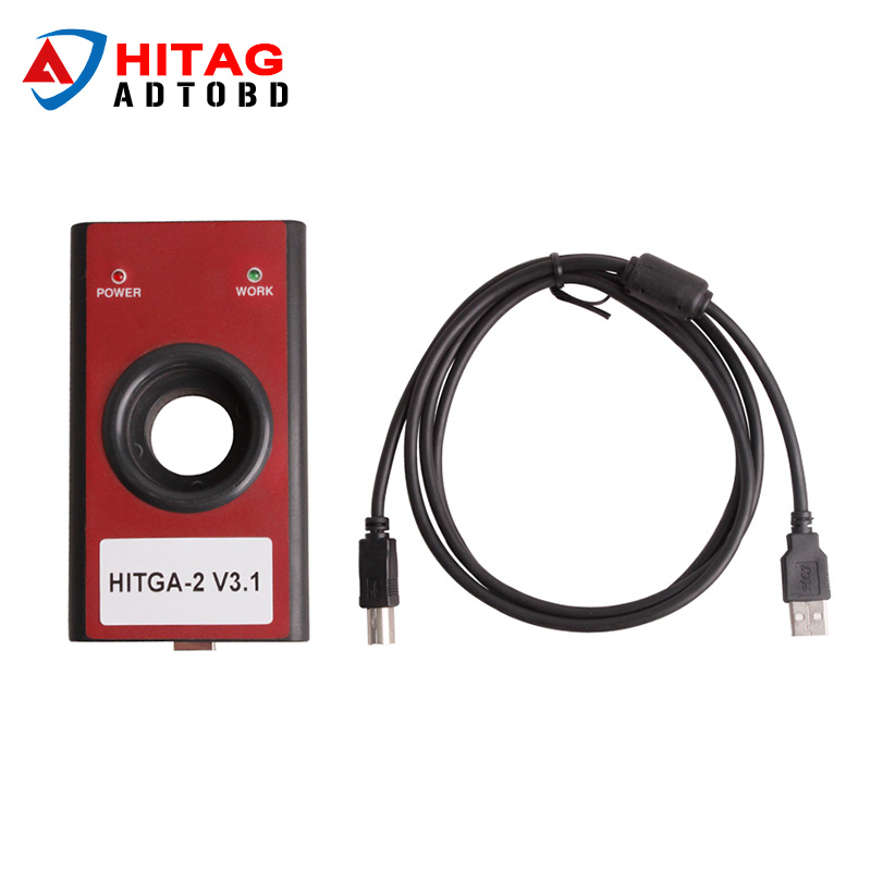 2017 Professional Auto Key Programmer HiTag2 transponders programmer Hitag2 V3.1 Hitag 2 Key Programmer Hitag-2 Key Tool