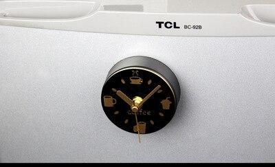 Kühlschrank Uhr Magnetisch : Amazon wanduhr d kreative sport basketball kühlschrank bell