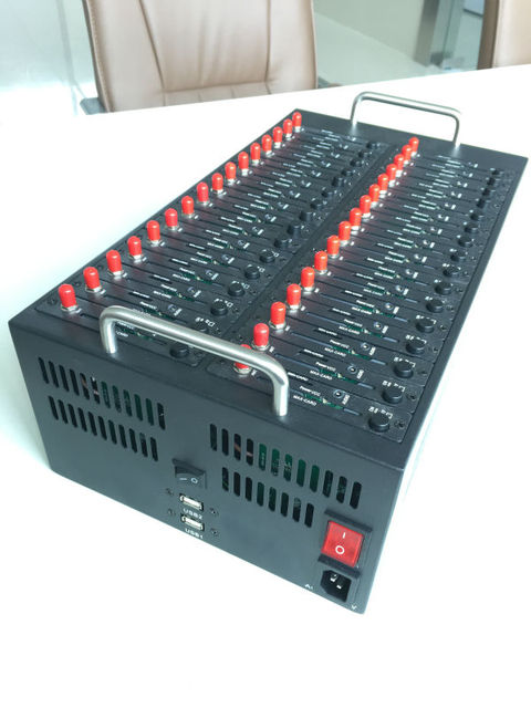 GSM Модем Бассейн 32 Портов M35 Модуль USB At-команд