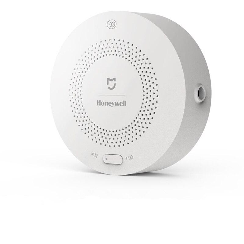 Xiaomi Honeywell Gas Alarm Detector Control CH4 Remote Alarm Linkage Exhaust Monitoring Install Ceiling Smart Control