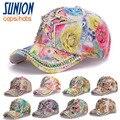 Mais novo mulheres dançarino de rua 3D grande strass brilhante cap e chapéu esportes boné de beisebol de cristal decoração em chapéus para meninas