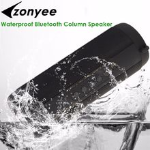 Zonyee Bluetooth Speaker Big Power Portable wireless altavoz Bluetooth Speaker Amplifier Stereo Outdoor waterproof HIFI Speakers(China)
