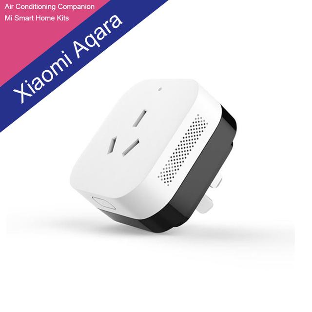 En la Acción! Xiaomi Aqara Aire Acondicionado Función de Detección De iluminación Puerta de Entrada Vinculación Con Mi Compañero de Casa Inteligente Kits