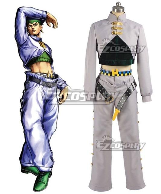 JoJo s Bizarre Adventure Rohan Kishibe Cosplay Costume E001-in Anime ... 56b5f99dc598