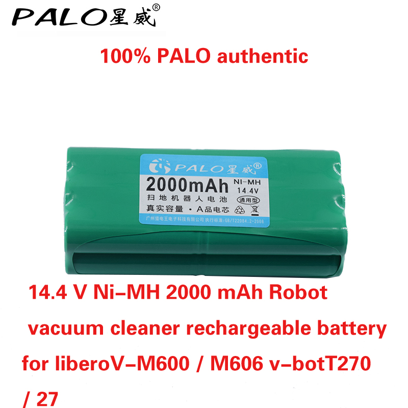 STICK new type of battery 14.4 V Ni-MH 2000 mAh Robot vacuum cleaner rechargeable battery for liberoV-M600 / M606 v-botT270 / 27 stick new type of battery 14 4 v ni mh 2000 mah robot vacuum cleaner rechargeable battery for liberov m600 m606 v bott270 27