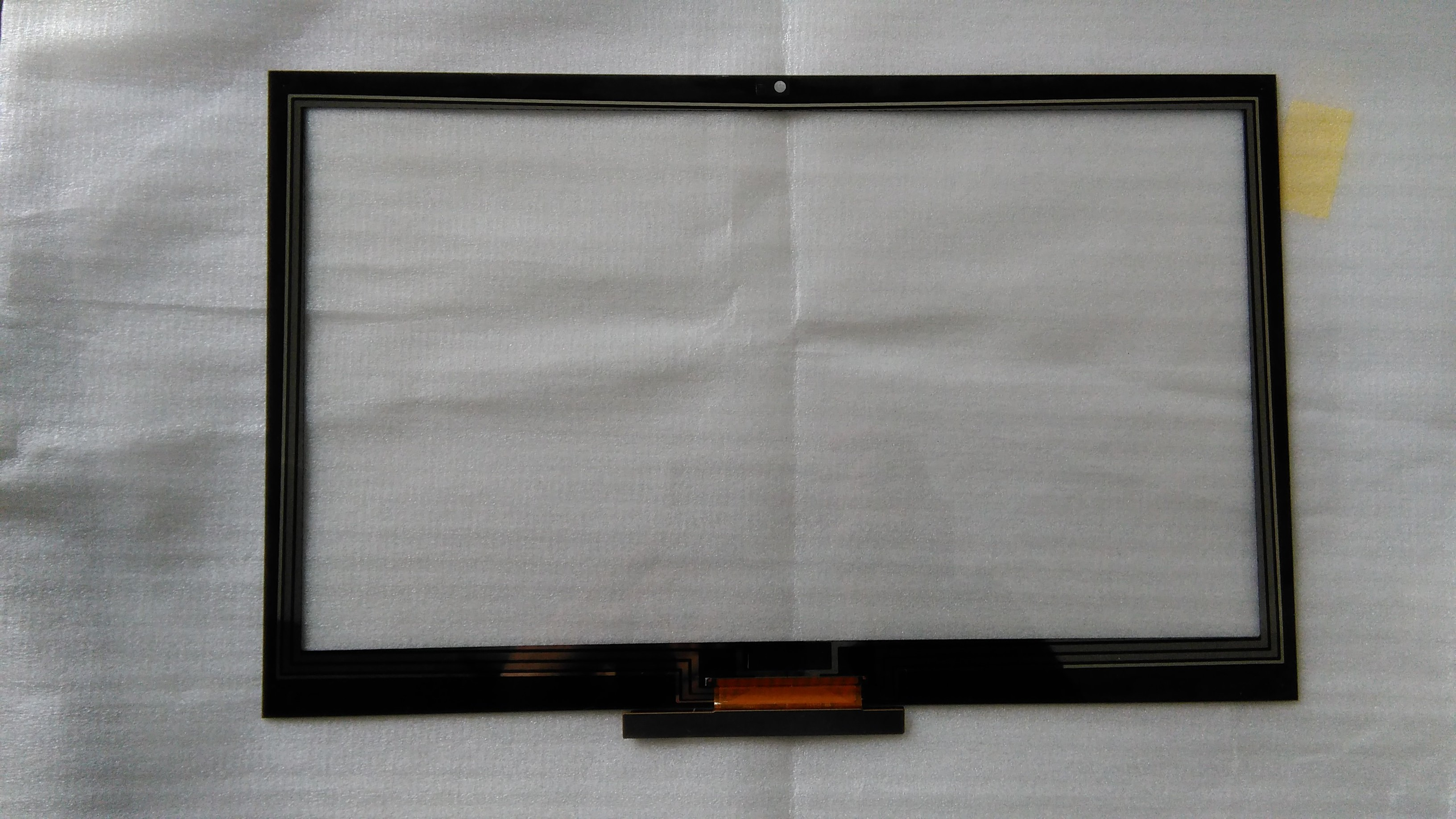 Laptop LCD Display Screen For SONY SVP13 SVP132 Touch Module Cover Assembly Black digitizer glass WX13F009G101