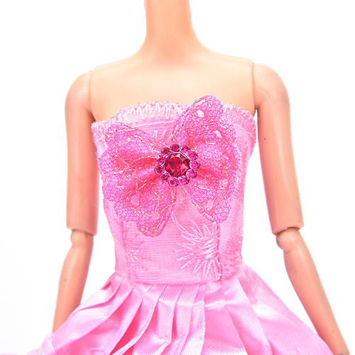 Evening-Dress-For-Barbie-Doll-Wedding-Dress-Furniture-For-Dolls-Puppet-Clothes-For-Barbie-Dolls-Accessories-1