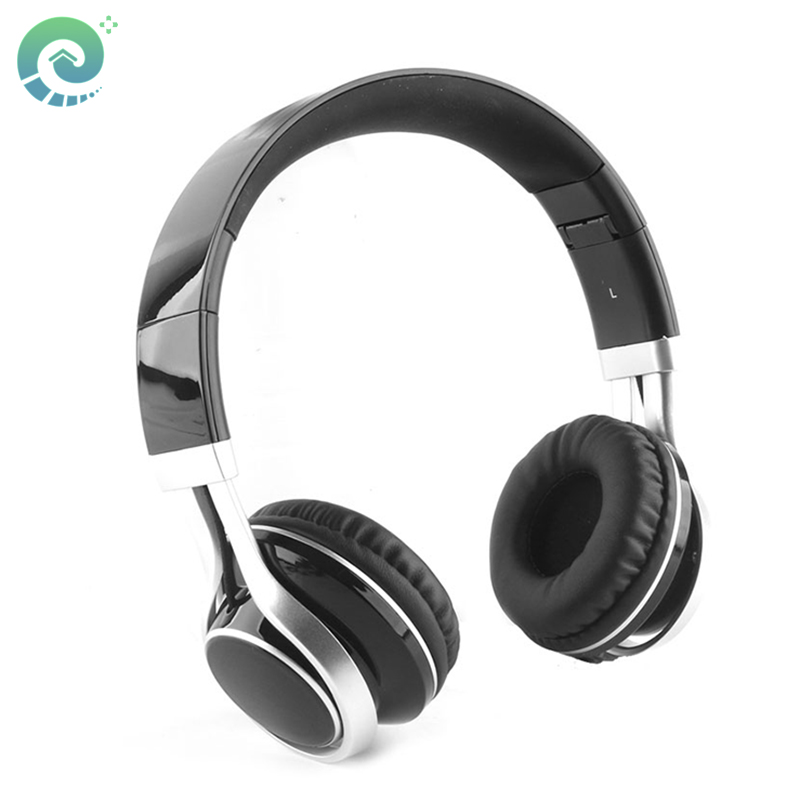 EP16 Wired Headphones Stereo Headset Foldable With Microphone Earphone Big Auriculares For Mobile Phone iPhone Xiaomi Computer magift bluetooth headphones wireless wired headset with microphone for sports mobile phone laptop free russia local delivery hot