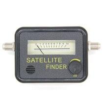 Cyfrowy wykrywacz sygnału satelitarnego wyrównanie sygnału Satfinder sensitive Compass FTA TV odbiornik sygnału Finder dla telewizora