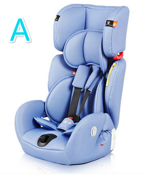 The beautiful comfortable safety seat  for young baby  to using beautiful darkness