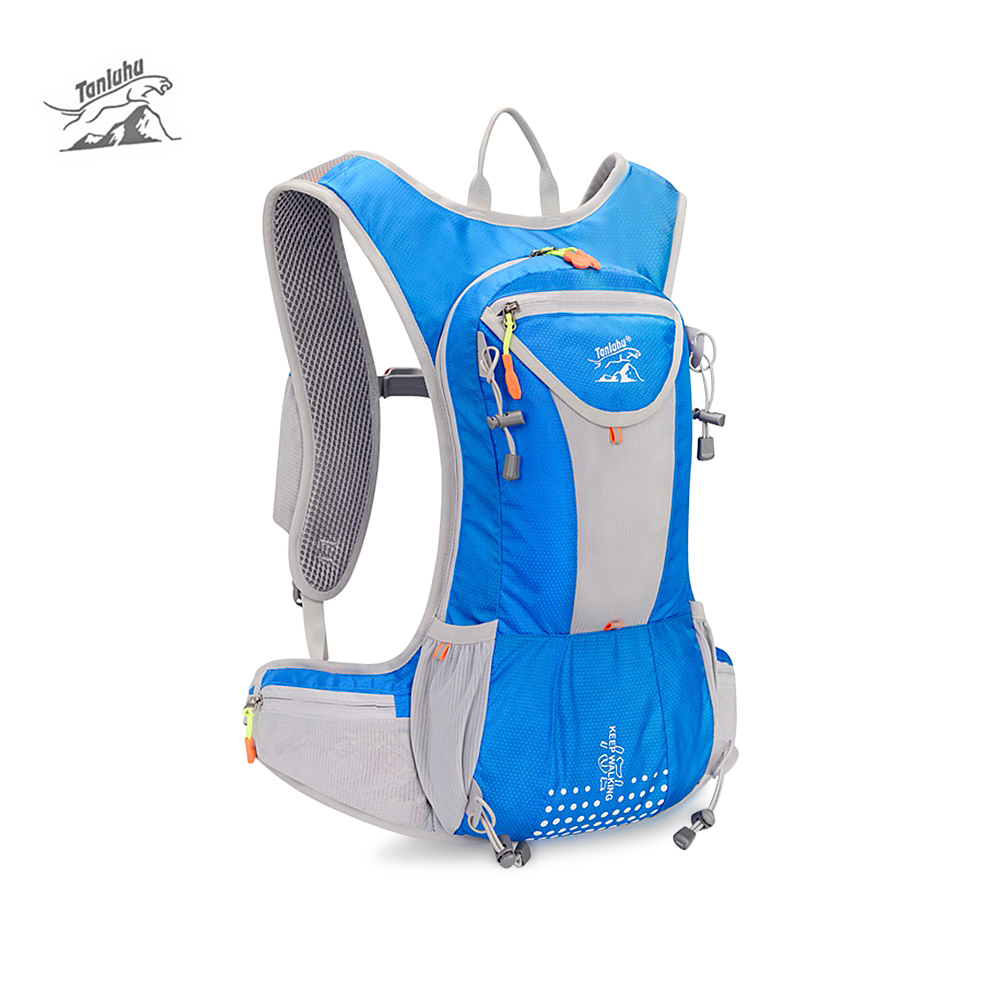 Tanluhu 15L Outdoor Waterproof Backpack Hydration Pack Climbing Hiking Travel Sport Bag For Running Cycling CampingTanluhu 15L Outdoor Waterproof Backpack Hydration Pack Climbing Hiking Travel Sport Bag For Running Cycling Camping