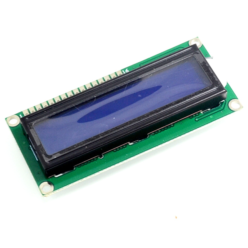IIC / I2C 1602 LCD Module Yellow Green Screen 2560 For UNO
