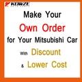 Fazer o seu próprio para mitsubishi com desconto e custo de transporte menor-mtisubishi pajero mentero outlander esporte triton l200