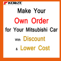 Make Your Own Order For Mitsubishi With Discount and Lower Shipping Cost - Mtisubishi Pajero Mentero Outlander Sport Triton L200