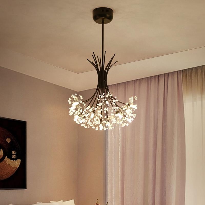 Lukloy Pendant Dandelion Chandelier