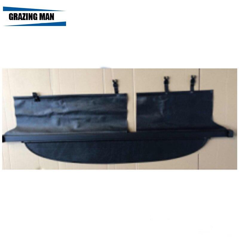 Car Rear Trunk Security Shield Shade Tonneau Cover Cargo Cover For Corolla 2012-2014 2015+