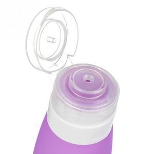 Image 3 - Bouteille de presse rechargeable pour voyageurs, Mini bouteille Portable pour voyageurs, pour Lotion, pour shampoing, bain, offre spéciale