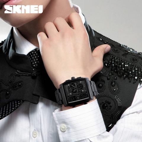 SKMEI Military Sport Watch Men Top Brand Luxury Waterproof Electronic Digital Wrist Watches For Men Male Clock Relogio Masculino Karachi