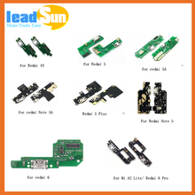 NEW For Xiaomi redmi 4x 5 plus 6 pro note 5 5A A2 LITE USB Charging Port Dock Plug Jack Connector Charge Board Module Flex Cable