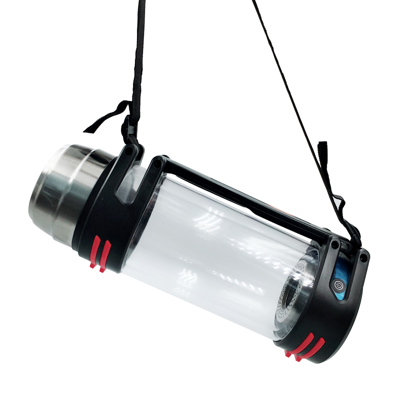 SYNTEAM Hydrogen Water Bottle PEM Membrane 1.5L Alkaline Water Ionizer High Concentration Portable Travel Hydrogen Maker WAC020