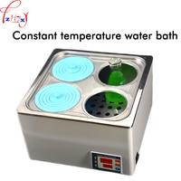 HH-4 banho termostático de água panela de aço inoxidável 304 4 buraco alto-grau display digital elétrica termostática banho de água 200 V 1 PC