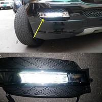 1 set CAR Specific daytime running lamp for BENZ ML CLASS W164 2006 2007 2008 2009 LED DRL