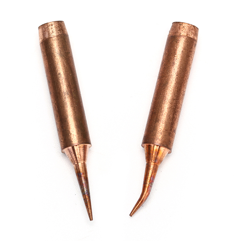 New Hot Original 900M-T-I 900M-T-IS Oxygen-free Copper Soldering Iron Tip For Solder Station Tools Iron Tips