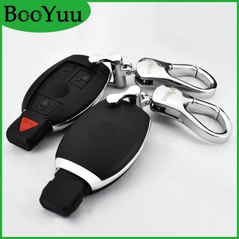 BooYuu Intelligent Remote key CAR key Case Cover For Mercedes-Benz A C R Class S Class E Class GLA CLS V Class VITO Viano Mercedes-Benz A-класс