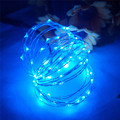 8 Modes Solar String Lights 120 LEDs Solar Powered Starry String Lights Copper Wire Lights for Christmas Decoration Light