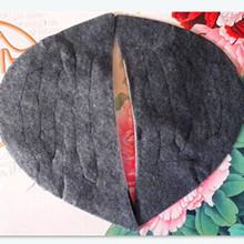 5 пар 28*15*1,4 см хлопок наплечный коврик Глубокий серый DIY ремесло принадлежности для блейзера футболка ветровка аксессуары для одежды