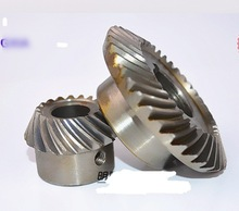 Фрезерный станок C77 + 96 конические Шестерни (18 т + 36 т) Наружный диаметр: 40 мм + 73 мм
