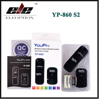 YouPro YP 860/S2 Camera Wireless Remote Shutter Release Control 2.4GHz For Canon DSLR EOS 1100D 1000D 650D Transmitter Receiver