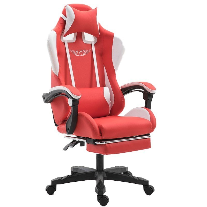High Quality Poltrona Silla Gamer LOL Esports Gaming Office Boss Chair Ergonomics Synthetic Leather Massage Can Lie Household