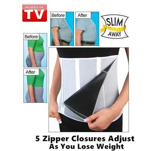Hot Waist Trimmer Exercise Wrap Belt Slimming Burn Fat Weight Loss Body Shaper For Men Woman